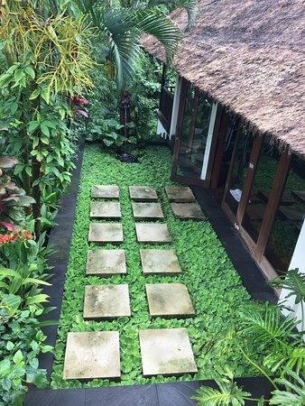 Plataran Canggu Resort & Spa: Entrance to gym