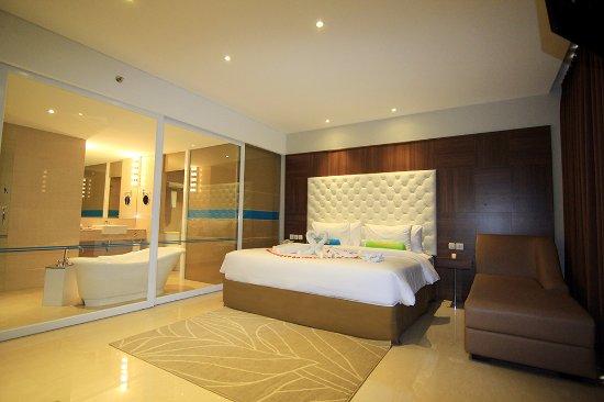 Interior - Picture of Grand Tebu Hotel, Bandung - Tripadvisor