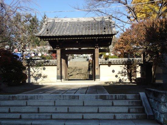 Honryu-ji temple