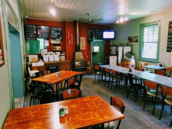 Paterson, Australia: Yabbies Bistro