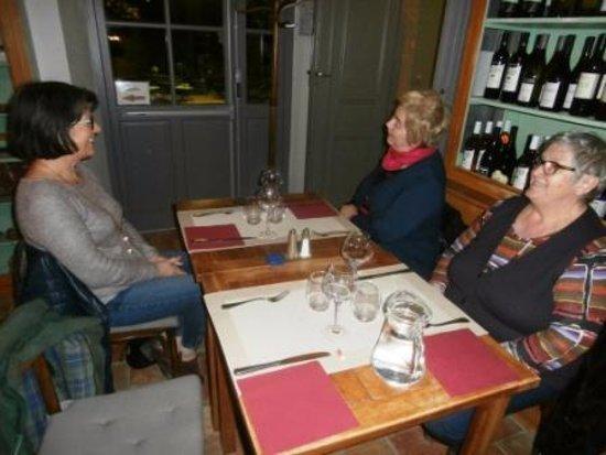 Hotel La Marbrerie: à la table de la marbrerie haaute