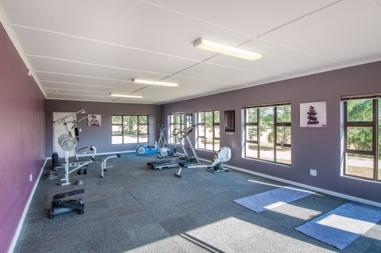 Gordon's Bay, South Africa: Gym