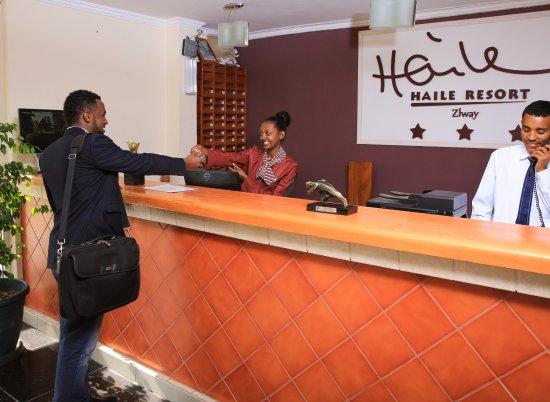 Ziway, เอธิโอเปีย: Reception