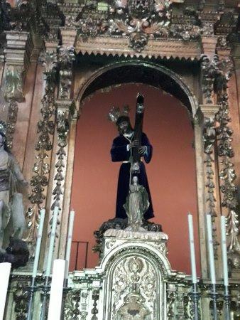 Ecija, Spanien: Imagen de San Juan, titular