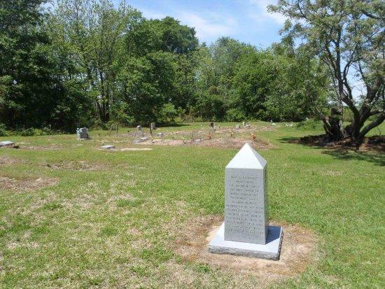 Greenwood, MS: Robert Johnson Grave Site Memorial