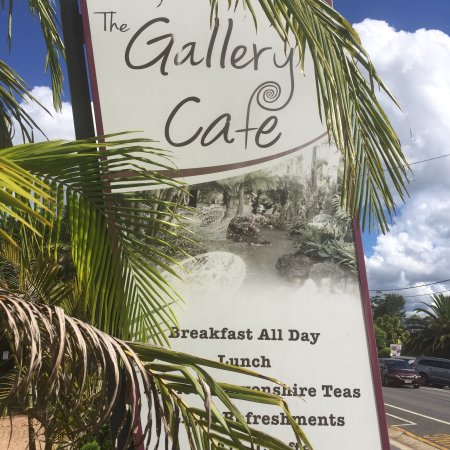 Eagle Heights, Australia: Gallery Cafe