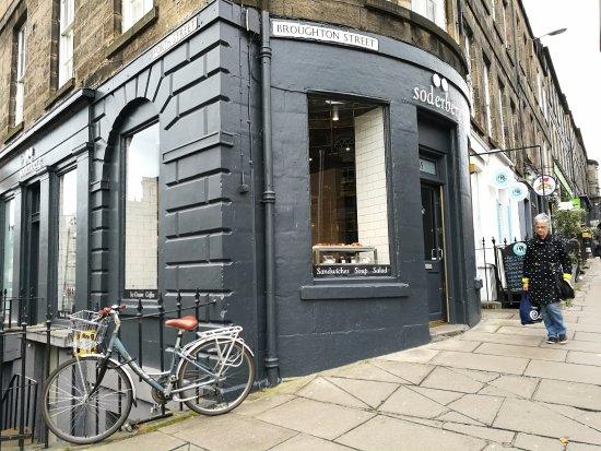Soderberg Bakery Shop Edinburgh Broughton Calton Restaurant Reviews Photos Tripadvisor