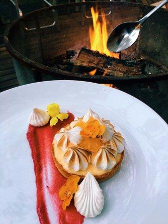 Хаскиссон, Австралия: dessert