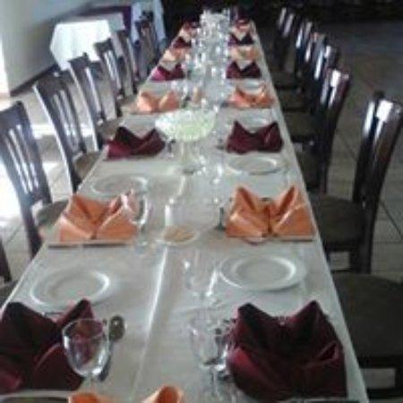 Mafikeng, South Africa: Restaurant
