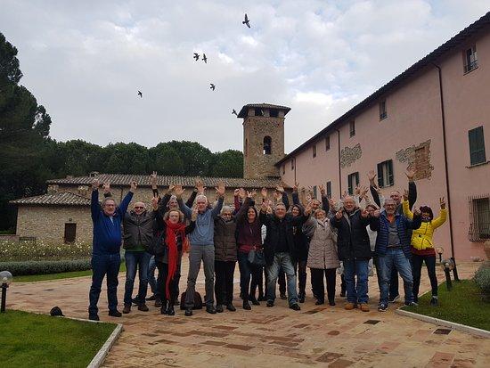 Bosco, Italy: La foto racconta la nostra soddisfazione!
