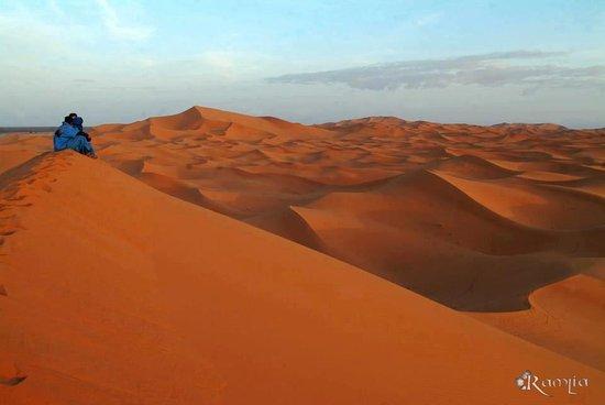 メルズーガの大砂丘