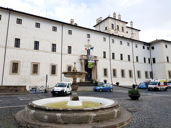 Λάτσιο, Ιταλία: Palazzo Chigi di Ariccia