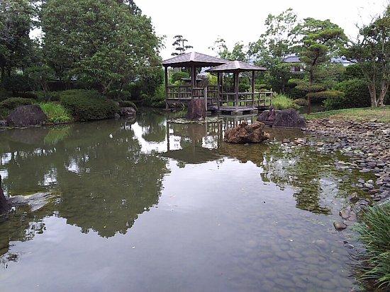 Nichinan, Japan: 園内の様子  2017