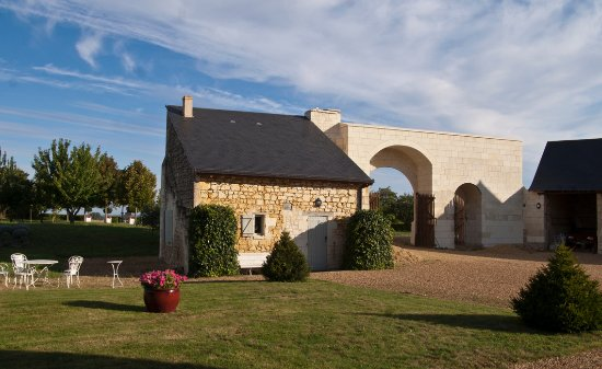 Maine et Loire, Francia: The Le Layon Pavilion - a detached house with 2 floors