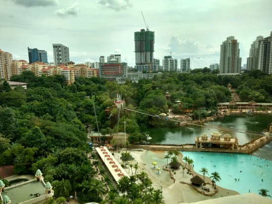 Sunway resort hotel spa updated 2017 reviews price comparison and 2 103 photos petaling for Sunway pyramid hotel swimming pool
