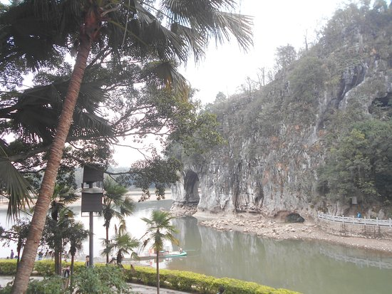 Elephant Trunk Hill (Xiangbishan) Photo