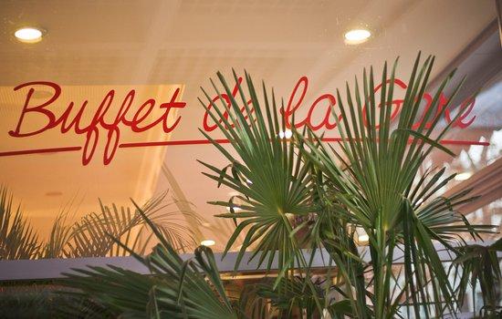 Sierre, سويسرا: Sierre - Buffet de la Gare