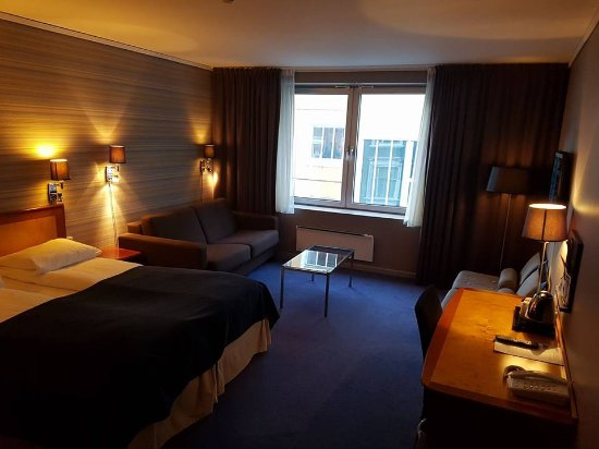Scandic Bergen City: Family Room