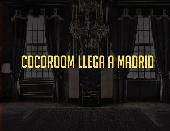 Coco Room Madrid Room Escape
