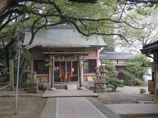 Sasutahiko Shrine