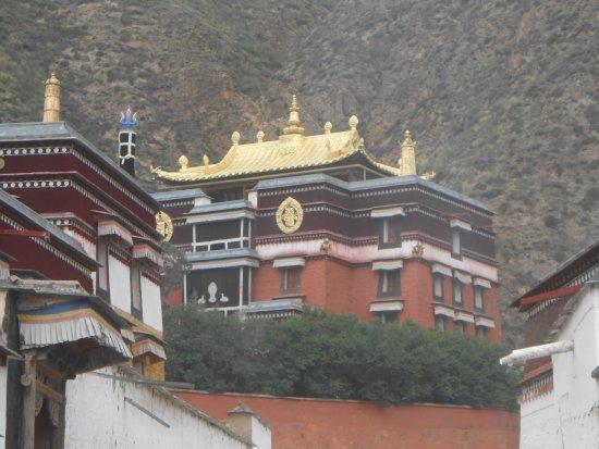 Xiahe County, China: Labrang Monastary