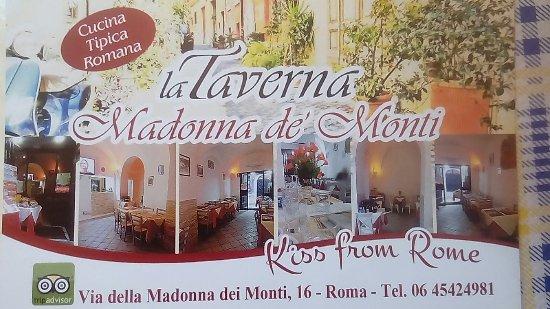 Montis Madonna Fauteuils.La Taverna Rome Via Della Madonna Dei Monti 16 Monti