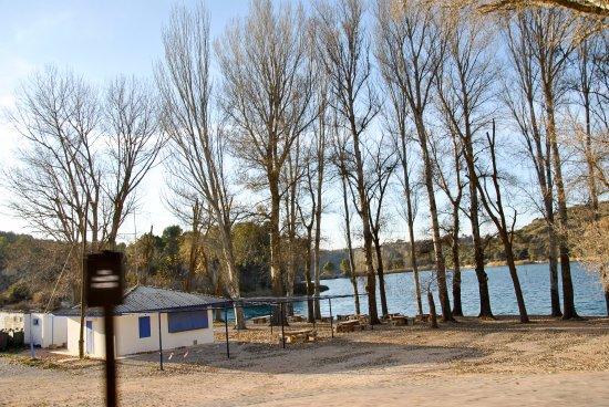 Castille-La Manche, Espagne : por la fecha estaban sitios cerrados