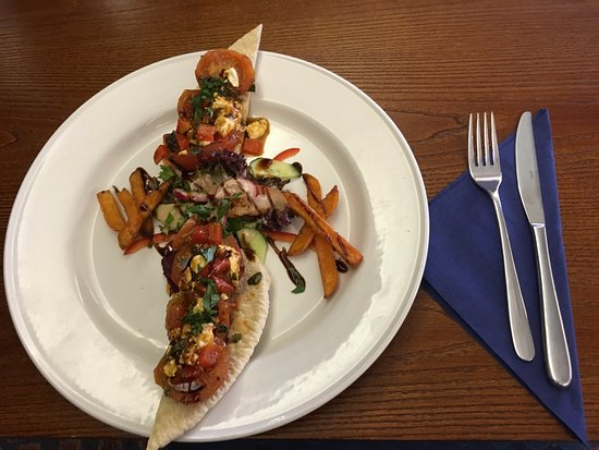 Alderley Edge, UK: Lovely lunch snack at AEGC