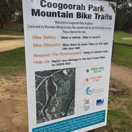 Anglesea, Australia: Coogoorah Park Nature Reserve