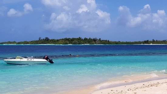 Thulusdhoo Island: Beach holiday in Thulusdhoo, Maldives