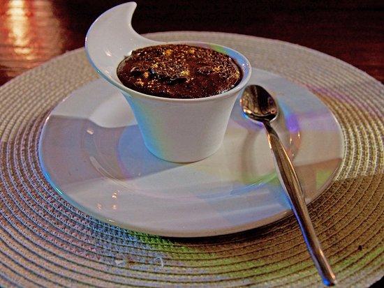 Tofo, Mozambique: Chocolate Mousse