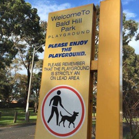 Clayton, Australien: Bald Hill Park