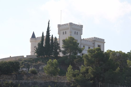Algorfa, Ισπανία: Замок
