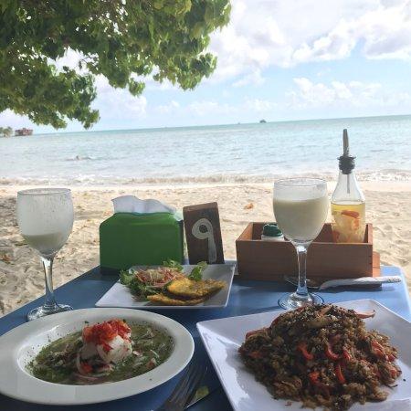 The Grog Rocky Cay San Andres: photo0.jpg