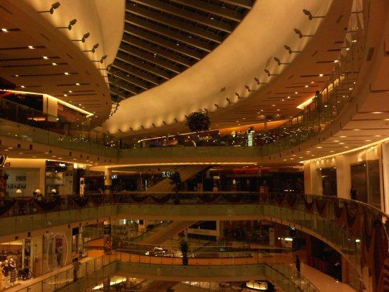 East Java, Indonesië: Mall