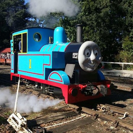 Emerald, Australia: Puffing Billy Playground