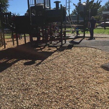 Emerald, Australië: Puffing Billy Playground