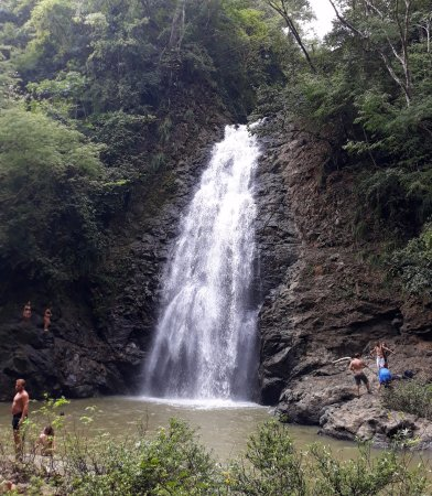 Ylang Ylang Beach Resort: Montezuma waterfalls