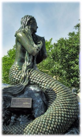 New Brighton, UK: Mermaid #6
