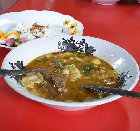 Soto Betawi Bang Madun Jakarta Restaurant Reviews Photos