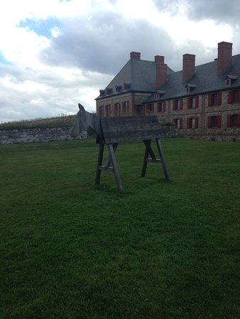 Louisbourg, Kanada: Punishment Ride