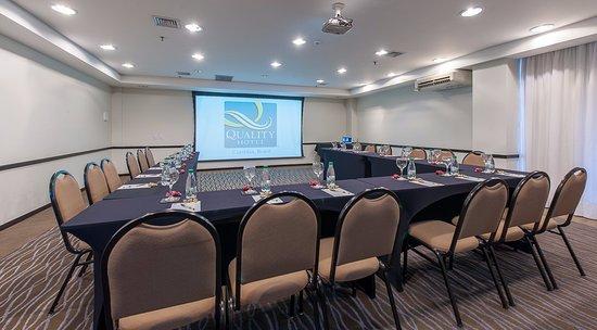 Quality Hotel Curitiba: Eventos