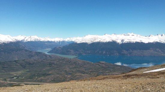 Puerto Bertrand, Chile: Trekking Lindero Magallanes, de las mejores vistas.