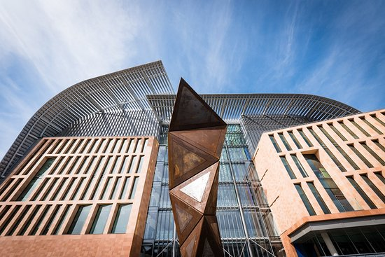 ‪The Francis Crick Institute Building‬