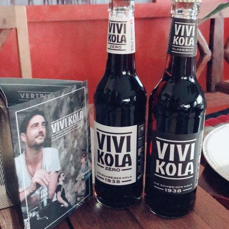 Kloten, Sveits: Welcome to Ploy Thai restaurant kaa 🙏   Neue swiss Kola im Unsere Restaurant 😘
