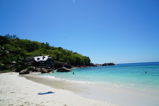 Νήσος Μάχε, Σεϋχέλλες: 4 Anse Takamaka Beach