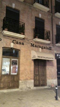 restaurante casa maragata en astorga