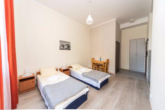 Aparthotel abba krakau polen foto 39 s reviews en for Appart hotel 33