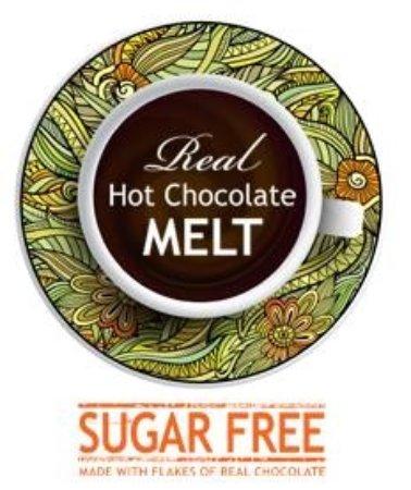 Darwen, UK: Single Origin Hot Chocolate Melts at Artisan