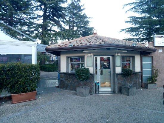 Linguaglossa, Italy: Il Ciottolo